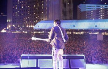 Выступление Deftones на фестивале Rock In Rio USA в Лас-Вегасе 9 мая 2015 года