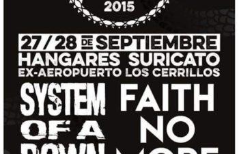 Deftones на фестивале Santiago Gets Louder в Чили