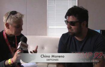 Чино Морено. 9 мая 2015 года, Rock In Rio USA