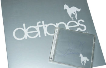 Deftones – «White Pony» (винил, CD)