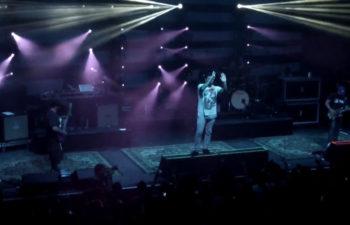 Выступление Deftones в клубе The Fillmore, Silver Spring, MD, USA, 31 июля 2015 года