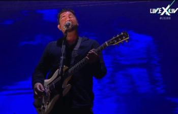 Выступление Deftones на фестивале Rock In Rio 2015 в Бразилии