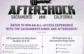 Выиграй билеты на фестиваль Aftershock и получи возможность встретиться с группой Deftones