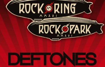 Deftones на фестивалях Rock am Ring и Rock im Park в Германии