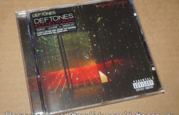 Разыгрываем CD Deftones — «Koi No Yokan» в нашей группе вКонтакте