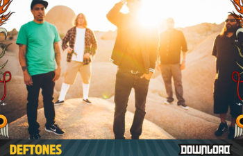 Deftones на Download Festival 2016