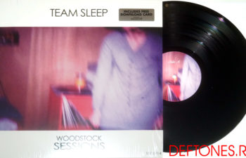 Винил Team Sleep — «Woodstock Sessions, Vol.4»