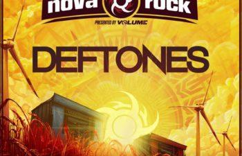 Deftones на фестивале Nova Rock 2016 в Австрии