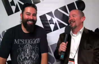Стивен Карпентер говорит, что новый альбом Deftones выйдет 8 апреля 2016 года