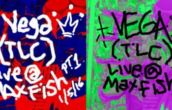 Сержио Вега - Live at Max Fish 1/5/16