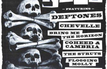 Deftones на фестивале Pointfest