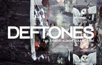 Deftones — «The Studio Albums Collection» (цифровой релиз)