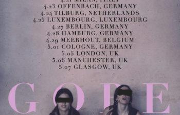 Deftones: тур по Европе и Великобритании в 2017 году