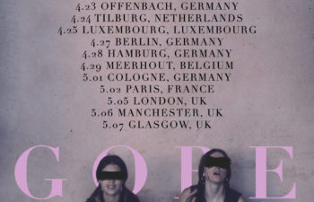 В расписание тура по Европе и Великобритании в 2017 году добавлен концерт Deftones в Париже
