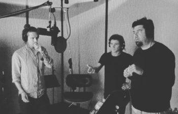 Брэндон Бойд из Incubus, Skrilles и Чино Морено из Deftones