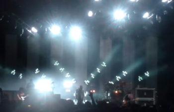 Тим Макилрот из Rise Against исполнил с Deftones песню «Passenger». Снова...