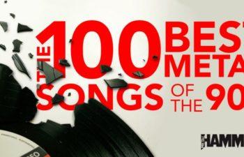 100 лучших металлических песен из 90-х по версии журнала Metal Hammer