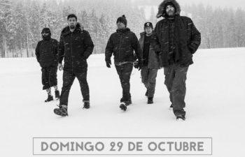 Концерт Deftones в Гвадалахаре (Мексика)