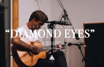 Энтони Грин (Anthony Green) — «Diamond Eyes»