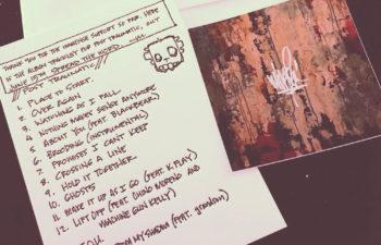 Список треков альбома «Post Traumatic» Майка Шиноды