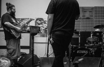 Deftones в студии, 14.08.2018