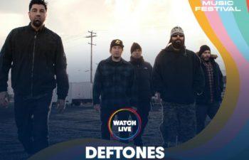 Смотрите выступление Deftones на Austin Citi Limits Music Festival в онлайн-трансляции
