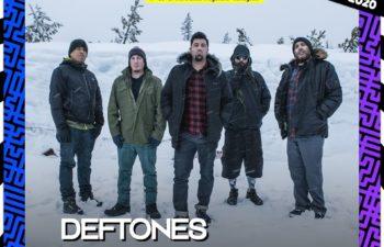 Deftones на фестивале «Pinkpop» в Голландии 20 июня 2020 года