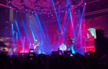 Deftones впервые исполнили песню «Smile» с невыпущенного альбома «Eros»