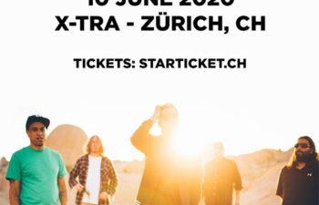 Концерт Deftones в Цюрихе (Швейцария) состоится на концертной площадке X-TRA 10 июня 2020 года