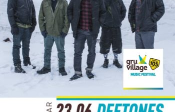 Deftones выступят на фестивале «GruVillage» в Италии 23 июня