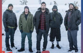 Deftones выступят на фестивале «INmusic» в Хорватии