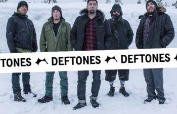 Deftones на фестивале «Roskilde»