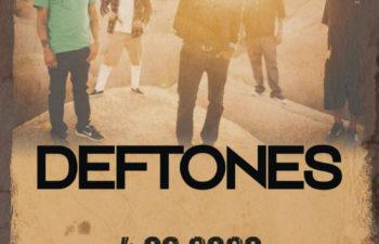 Deftones на фестивале «Metal Hammer» в Польше 4 июня 2020 года