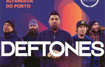Deftones на North Music Festival в Португалии 22 мая 2020 года