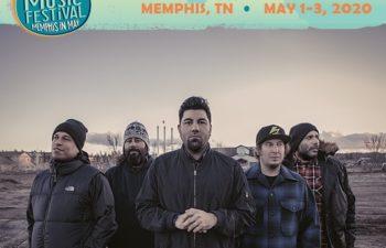 Deftones выступят на фестивале «Beale Street Music» в Мемфисе (США)