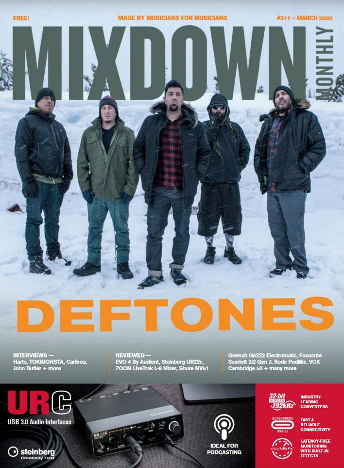 В журнале Mixdown в интервью с Эйбом Каннингемом названы ориентировочные сроки выхода нового альбома Deftones