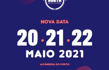 Фестиваль «North Music» в Португалии перенесен на 2021 год