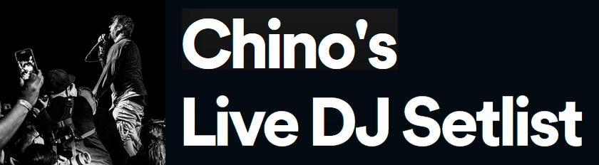 Слушайте плейлист ди-джейского сета Чино Морено
