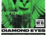 Всемирная вечеринка по поводу 10-летия альбома «Diamond Eyes» начнется 5 мая в 6 вечера в Лос-Анджелесе, в 9 вечера в Нью-Йорке, в 2 часа ночи в Лондоне, в 4 часа утра в Москве и в 11 часов в Хабаровске
