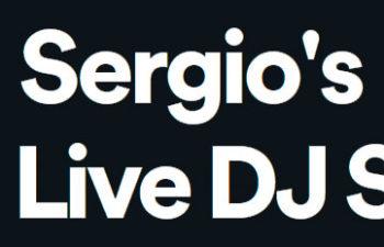 Слушайте плейлист ди-джейского сета Сержио Веги