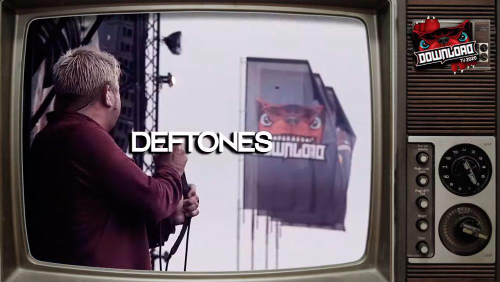 Группа Deftones примет участие в виртуальном фестивале «Download Virtual»