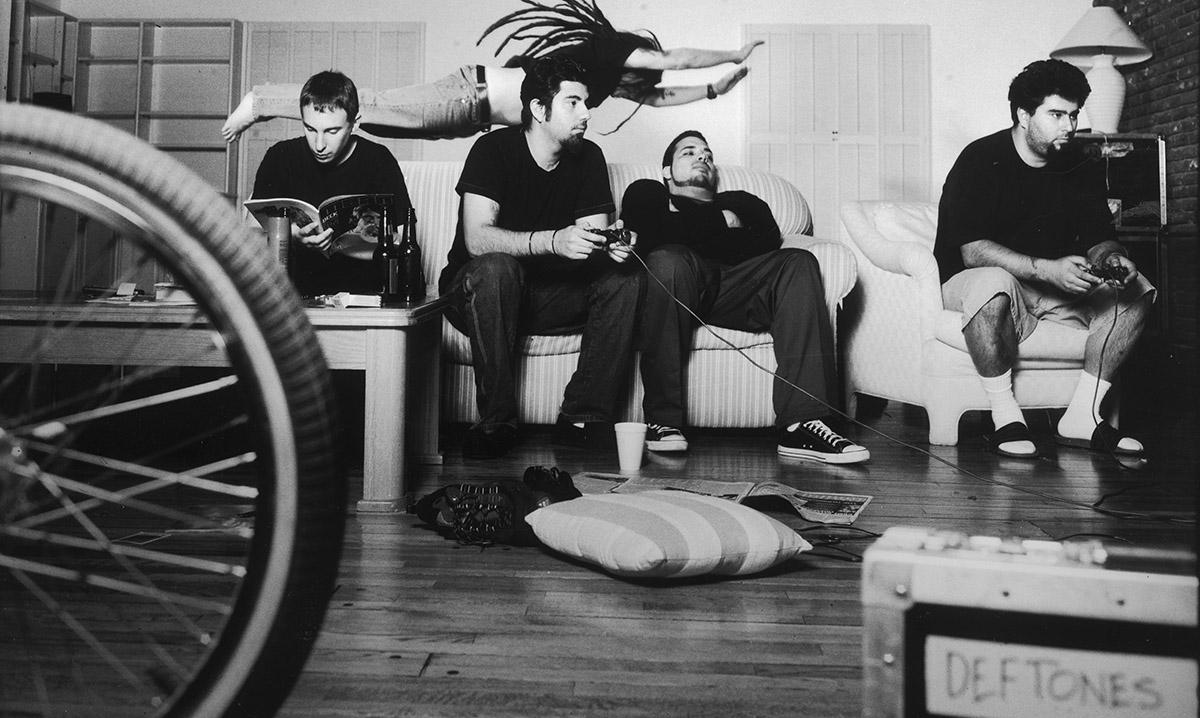 Чино Морено про создание альбома «White Pony»: «Действительно не было никаких планов»