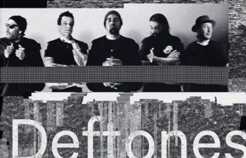 Группа Deftones на обложке сентябрьского выпуска журнала «Upset»