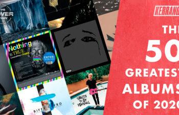 50 лучших альбомов 2020 года по версии журнала «Kerrang!»