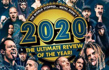 Журнал «Metal Hammer» (343, январь 2021)