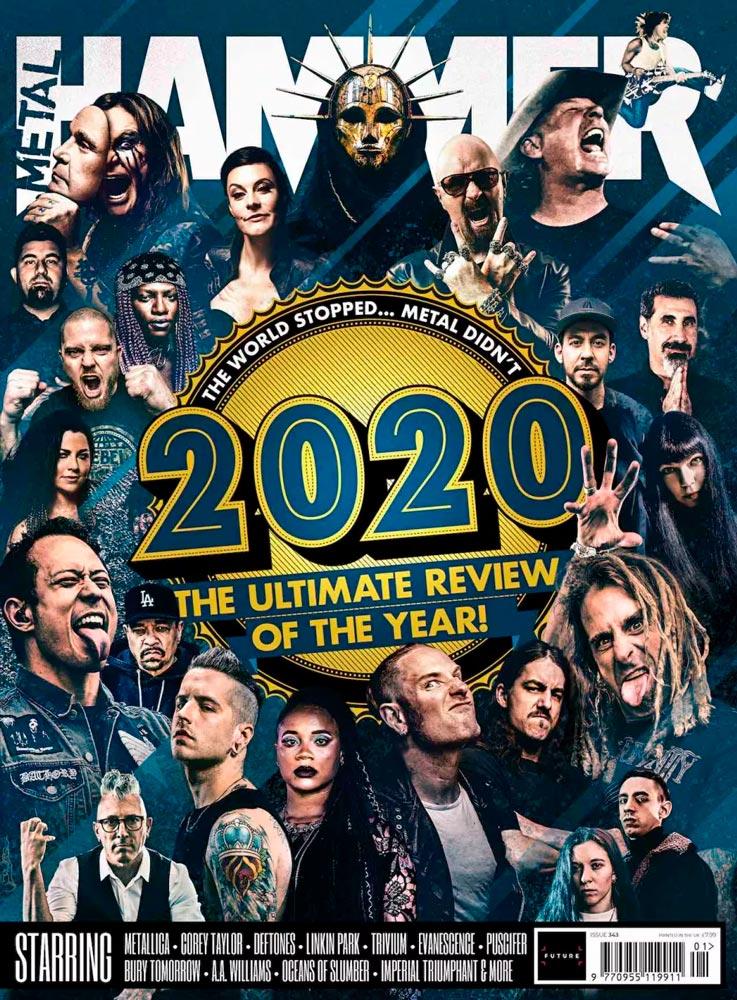 В январском номере журнала «Metal Hammer» лучшим металлическим альбомом 2020 года выбран «Ohms» группы Deftones