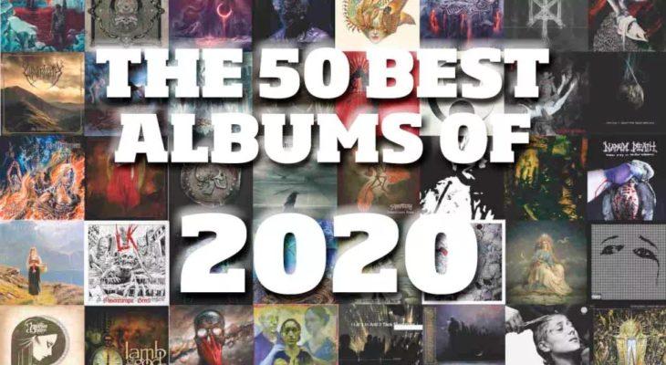 50 лучших металлических альбомов 2020 года