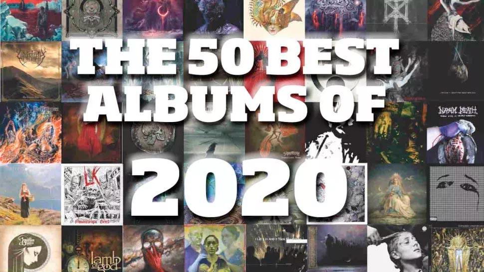 50 лучших металлических альбомов 2020 года по версии журнала «Metal Hammer»