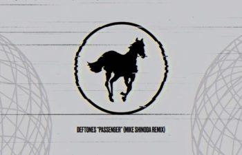 «Passenger» (Mike Shinoda remix) (визуализация)