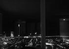 Атлантик-сити: вид из комнаты отеля, превращенной в «студию звукозаписи»